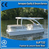 SANJ Hot Sale SJFT22 Solar Sightseeing Boat-CE approved
