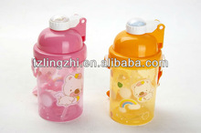 cute cartoon design water bottle