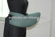 In Stock Black Baby Hip Seat