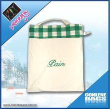 Green Cotton Handbag (KLY-CTB-0019)
