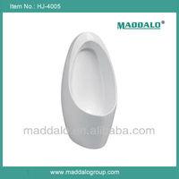 HJ-4005 Popular wall hung ceramic urinal pan