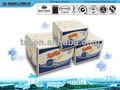 Concentrado caja de embalaje detergente