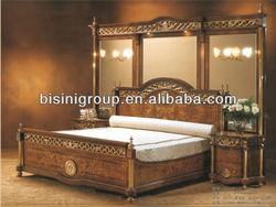 Classic luxury royal hotel bedroom sets (BG90272)
