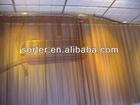 decorative woven wire mesh curtain fabr
