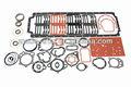 La junta,inferior del motor conjunto para motor excavadora nt855/3801330