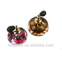 Hand blown High Quality Art Glass Perfume Bottles