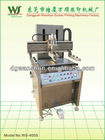 Stable quality, PLC control flatbed screen printing machine WS-400S