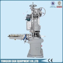 aerosol can sealing machine automatic and vacuum equipment
