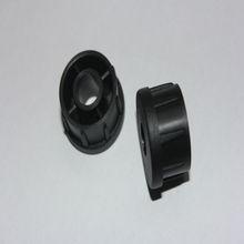 China plastic round tube inserts plastic products,aluminum tube inserts