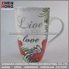 stoneware cups
