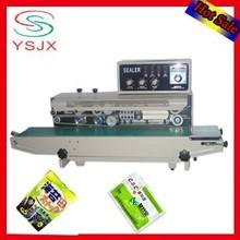 plastic bag sealing machine with printing,plastic bag sealer