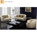 Newland móveis de sala de estar modren de couro bonitas sofás ( NL-S30 )