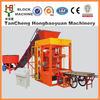 QTJ4-30C Semi-automatic concrete interlocking bricks making machine/automatic brick machine/block machine