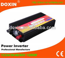 80-5000w, dc 12v to ac 230v modified sine wave power inverter 1200 watt