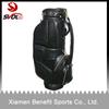 custom PU leather/genuine leather Golf Staff Bag