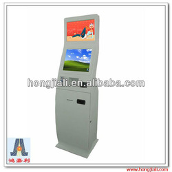 Dual Touch Screen Kiosk Vending with Pos System Kiosk
