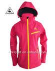 2014 new style lady jacket softshell
