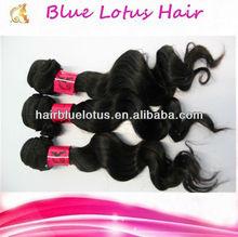 Make you confident, super wave virgin brazilian hair extensions