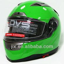2014 New doul visor full face helmet motorcycle helmets ABS material Brand JX-FF002