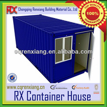 2013 Cheap Hot Sale Prefab Shipping Container House with Decoration