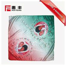 100% cotton promotional multifunction bandana