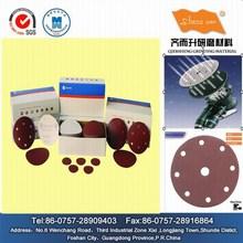 aluminum oxide velcro sanding disc for metal