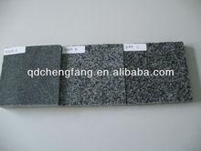 Natural pulido G654 granito negro exterior baldosas