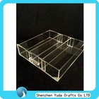 wholesale lucite serving tray