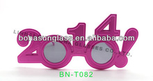 2014 number sunglasses party eyewear
