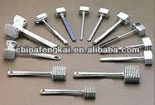 cast aluminum tenderizer for meat hammer