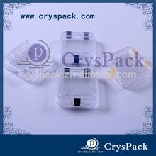 Hot sale jewelry membrane plastic clear box CPK-M-10030(C)