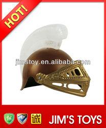 roman helmet plastic roman helmet with LED
