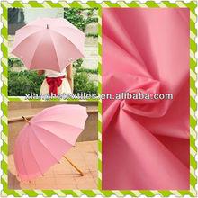 composition of umbrella fabric