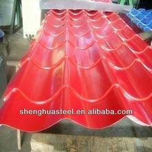 Painted Steel Roofing/GI/PPGI