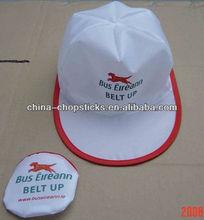 Foldable Promotion Baseball Nylon Hat