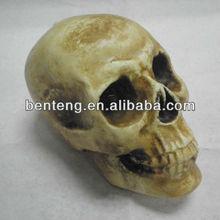 2013 promotional wholesale craft foam halloween skull