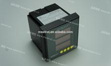 intelligent digital display 3 phase power meter