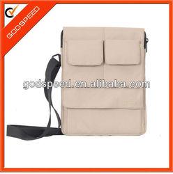 Genuine Leather shoulder bag for Ipad mini bag