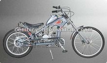 24 inch specialized hot sale 2-stroke 50cc gasoline engine chopper motor bicicleta