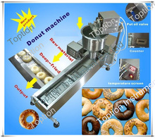 Automatic Donut Maker (stainless steel material, with oil put valve, donut counter)