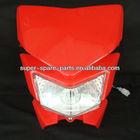 high quality 125cc pit bikes and universal headlight