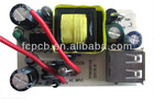 electronic control pcb assembly,pcb board