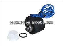 2 way irrgation plastic & 110v dc solenoid coil