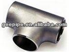 carbon steel seamless tee din 2615