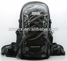 2015 New fashion 210D hiking mountain camping bag