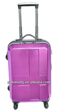 Colorful abs Travel Trolley Luggage/Luggage Trolley