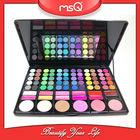 MSQ 78 colors OEM cheap eyeshadow palette