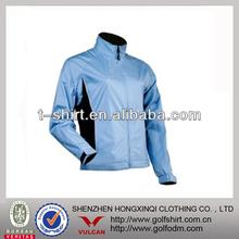 slim fit ladies dry fit golf coat manufacturer