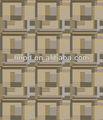 el patrón de rayas de la liquidación de la alfombra con un diseño moderno