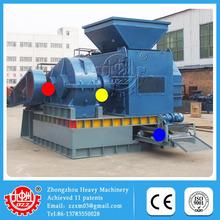 coal charcoal briquette making machine for large-scale production line